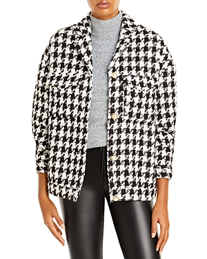 Fore HOUNDSTOOTH JACKET