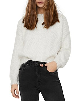Vero Moda - Autumn Fuzzy Sweater