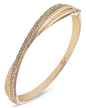 Ralph Lauren - Pave Twist Bangle Bracelet