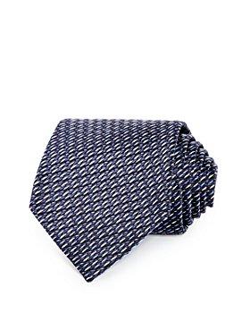 Ermenegildo Zegna - Textured Weave Silk Classic Tie