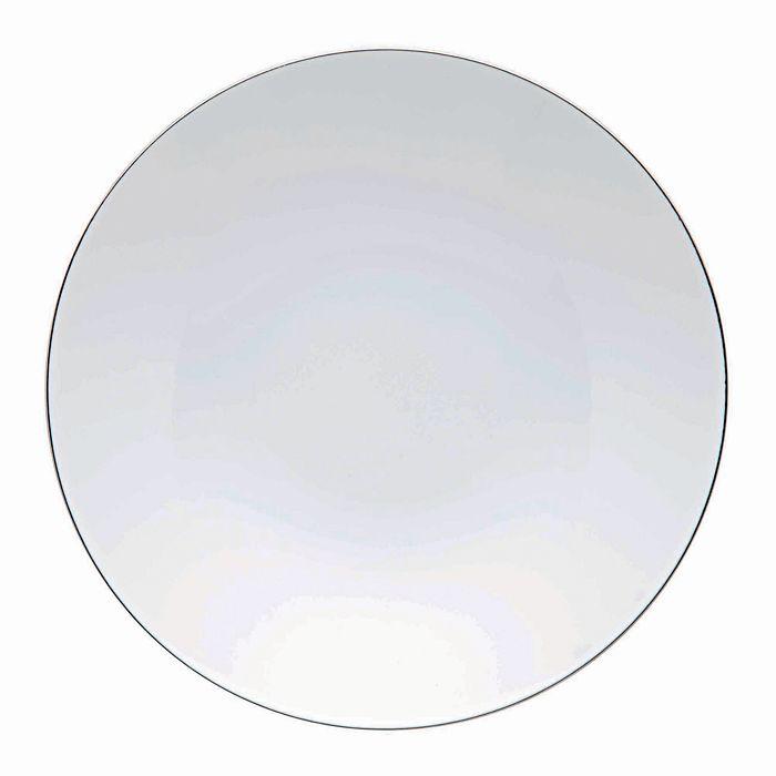 "Rosenthal - ""Tac 02 Platinum"" Service Plate"