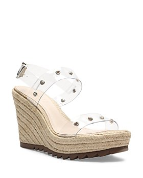SCHUTZ - Women's Holly Espadrille Platform Wedge Sandals