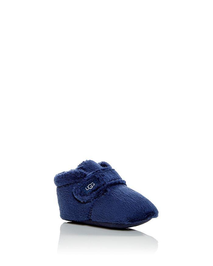 UGG® - Unisex Bixbee Faux Fur Booties & Lovey Gift Set - Baby