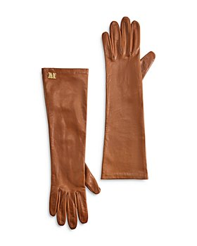 Max Mara - Afide Leather Gloves