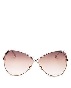Tom Ford - Women's Nickie Butterfly Sunglasses, 66mm