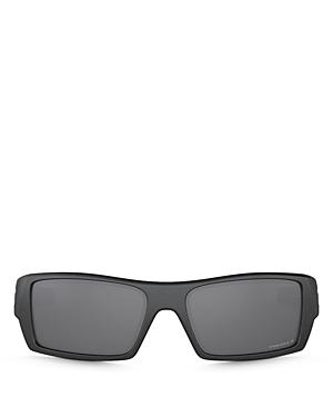 Oakley Men\\\'s Gascan Polarized Rectangular Sunglasses, 60mm-Jewelry & Accessories