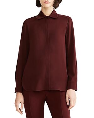 Max Mara Pilade Silk Shirt-Women