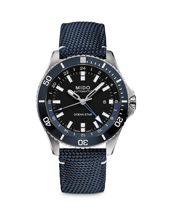 MIDO - Ocean Star Captain Watch, 44mm