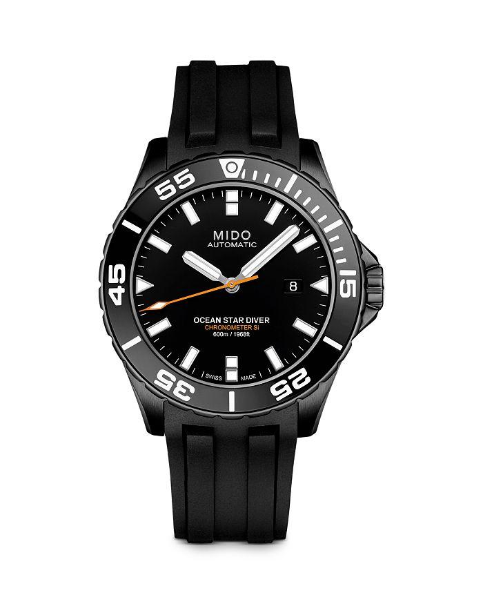 MIDO - Ocean Star Diver 600 Watch, 43.5mm