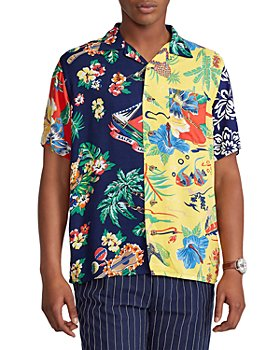Polo Ralph Lauren - Tropical Patchwork Camp Shirt