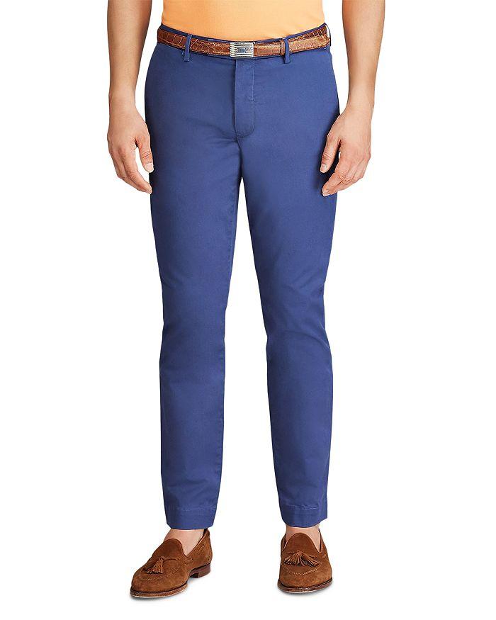 Polo Ralph Lauren - Stretch Chino Pant - Slim & Straight Fits