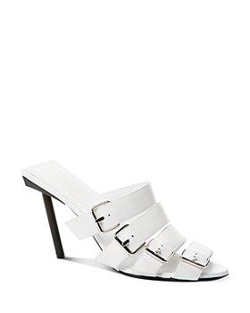Balenciaga - Women's Buckle High-Heel Sandals
