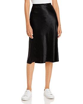 Vince - Satin Slip Skirt