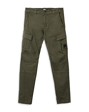 C.p. Company Stretch-Cotton Cargo Pants