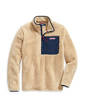 Vineyard Vines - Stillwater Sherpa Fleece Pullover