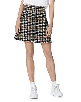 The Kooples - Tweed Skirt