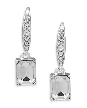 Ralph Lauren - Baguette Drop Earrings