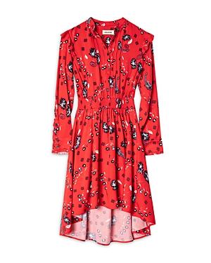 Zadig & Voltaire Girls\\\' Karolina Printed Dress - Little Kid, Big Kid-Kids