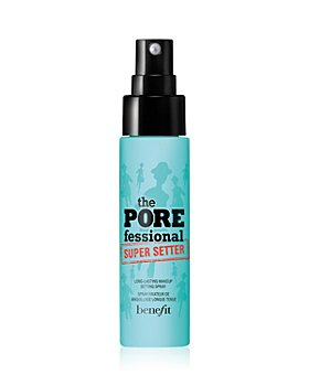 Benefit Cosmetics - The POREfessional Super Setter Pore-Minimizing Setting Spray Mini 1 oz.