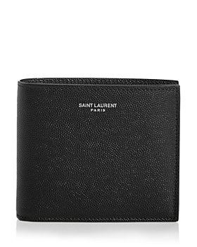 Saint Laurent - East West Leather Bi Fold Wallet