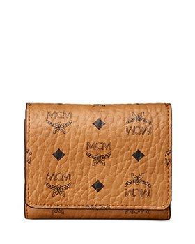 MCM - Visetos Original Trifold Wallet