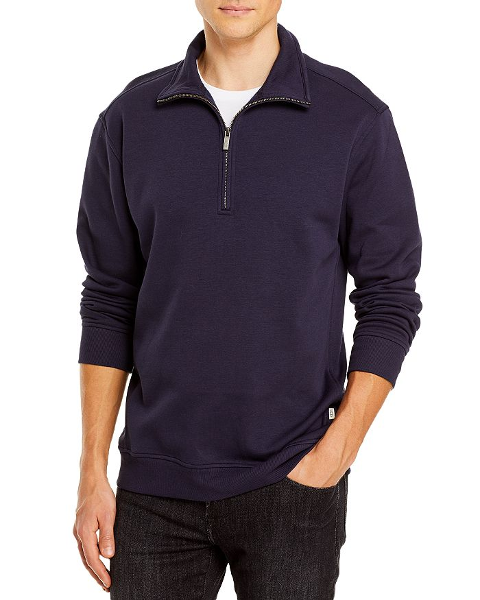 UGG® - Zeke Quarter-Zip Sweater