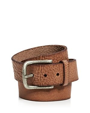 Frye Men\\\'s Distressed Leather Belt-Men
