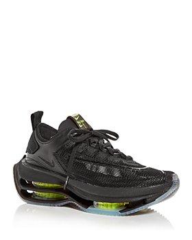 Nike - Women Zoom Double Stacked Low Top Platform Sneakers