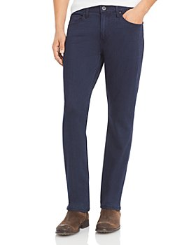 PAIGE - Transcend Federal Slim Straight Fit Jeans in Coleman
