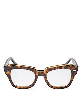 Ray-Ban - Women's Blue Light Square Sunglasses, 58mm