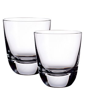 Villeroy & Boch - American Bar Double Old Fashioned Glass, Set of 2