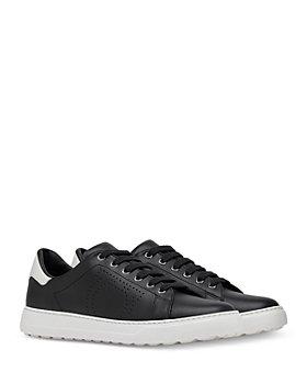Salvatore Ferragamo - Men's Pierre Low Top Sneakers