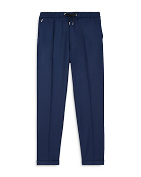 The Kooples - Wool Blend Drawstring Pants
