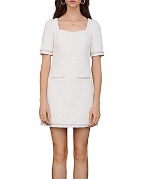 Maje - Ranessa Short Tweed Dress
