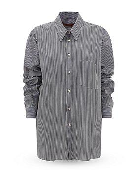 Andamane - Georgiana Oversized Button Front Shirt