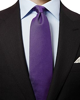Eton - Solid Silk Classic Tie