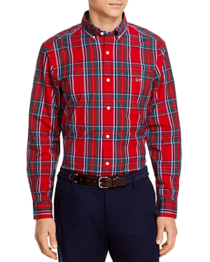 Vineyard Vines Tartan Classic Fit Button-Down Shirt