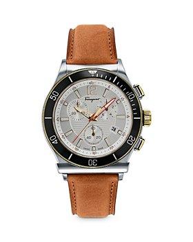 Salvatore Ferragamo - 1898 Sport Watch, 44mm (54% off) Comparable Value $1195