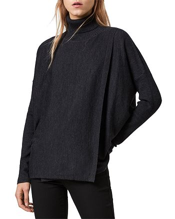 ALLSAINTS - Koko Wrap Front Sweater