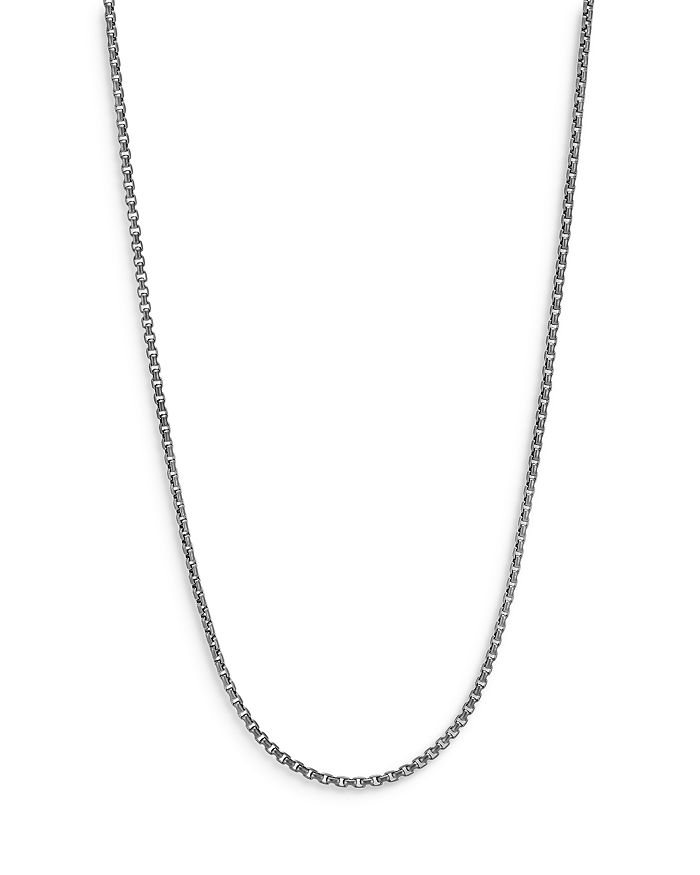 """JOHN HARDY - Sterling Silver Classic Box Chain Necklace, 22"""""""
