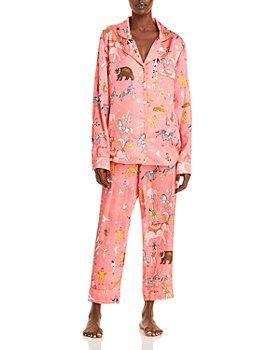 Karen Mabon - Circus Print Pajama Set