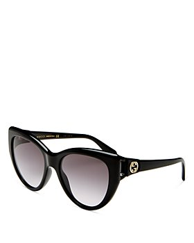 Gucci - Women's Cat Eye Sunglasses, 58mm