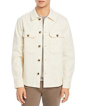 Michael Kors - Bedford Stretch Corduroy Shirt Jacket