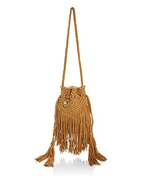 See by Chloé - Roby Macrame Shoulder Bag
