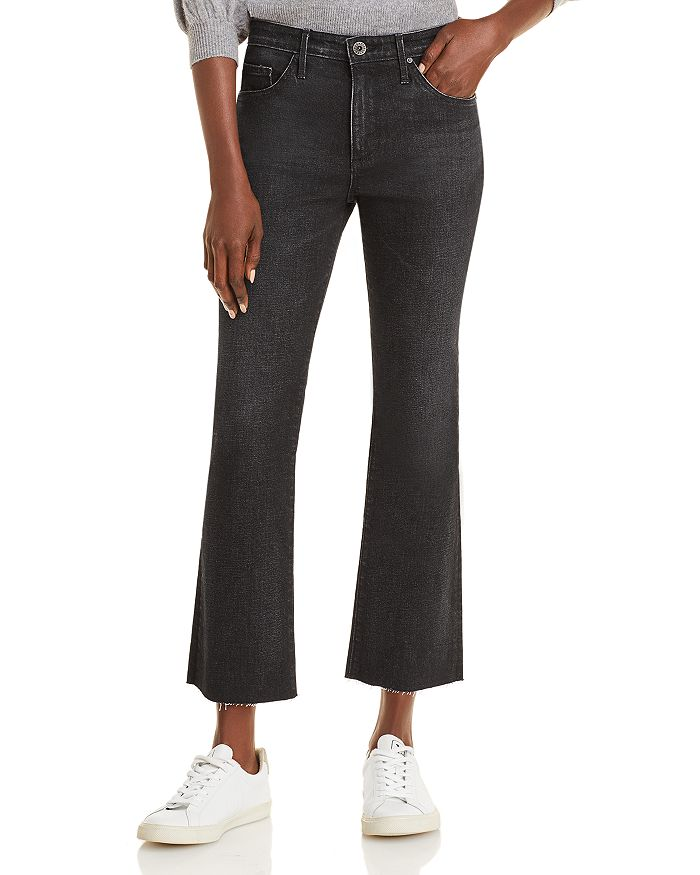 AG - Jodi Cropped Jeans in Holloway