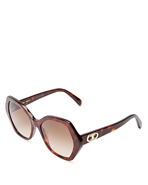 Celine Women's Geometric Sunglasses, 56mm