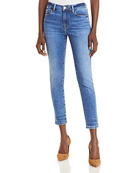FRAME - Le Skinny De Jeanne Ankle Jeans in Maiden - 100% Exclusive