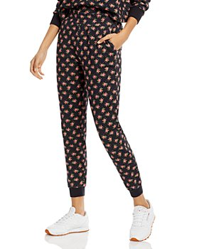 Alice and Olivia - NYC Printed Joggers