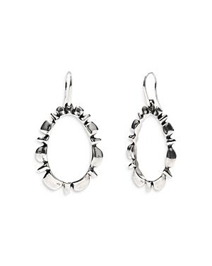 Bohemienne Ruffle Drop Earrings