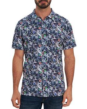 Robert Graham - Catch Waves Classic Fit Short Sleeve Shirt